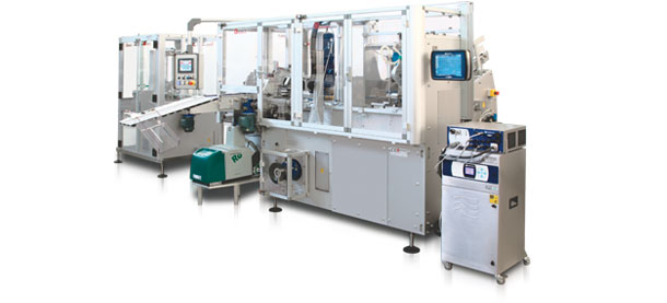 AG/R - Chocolates - Wrap-Around Cartoning machine