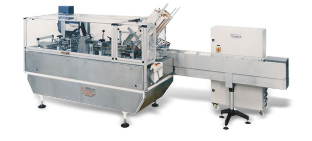AO/P - Horizontal Cartoning machine