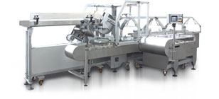 AV200 MAXI - Horizontal Cartoning machine