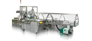 AV200 - Horizontal Cartoning machine