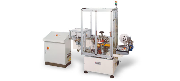 BX 6 - Seal-banding Machine for round Boxes