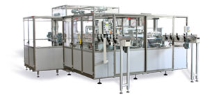 FL/B 97 - Packing Line for Disposable Products