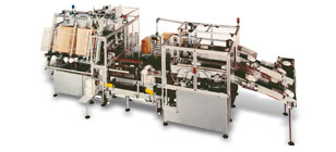 IP 96 - Packing Line for Disposable Products